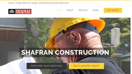 Shafran Construction
