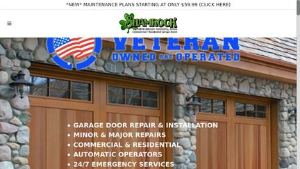 Shamrock Overhead Door Inc.