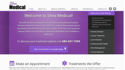 Shea Medical