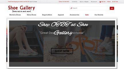 Shoegalleryonline.com