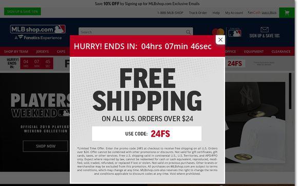 MLB.com Shop