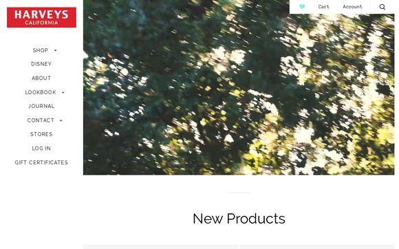 Shopharveys.com