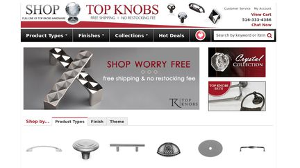 Shop Top Knobs