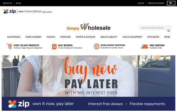 SimplyWholesale.com.au