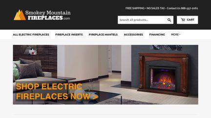 SmokeyMountainFireplaces.com