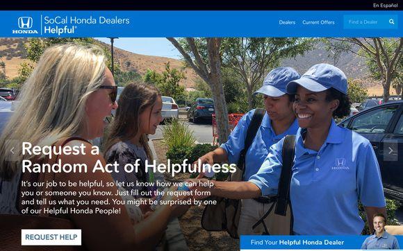 Southern California Honda Dealers Association