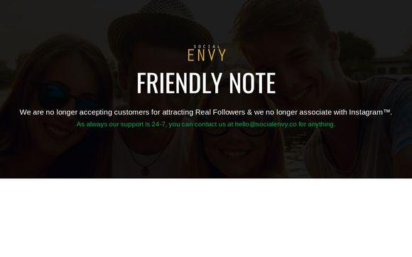 Social Envy