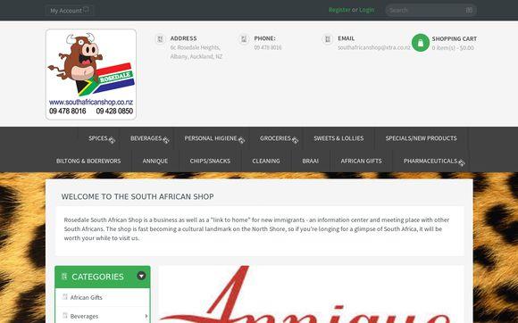 SouthAfricanShop.co.nz