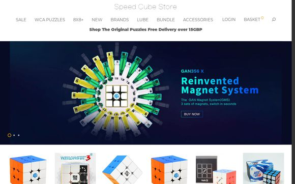 Speedcubestore.co.uk