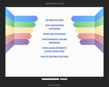 Spelesy.com