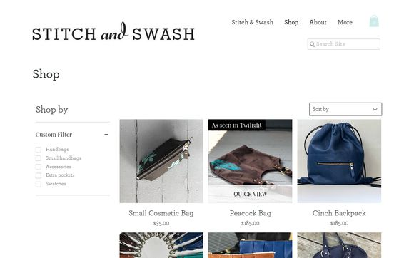 Stitch and Swash