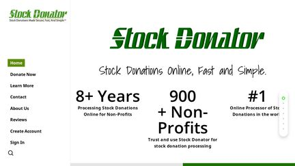 Stockdonator