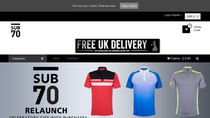 Subseventy.co.uk
