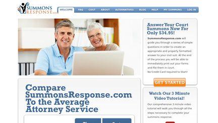 SummonsResponse.com