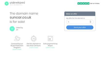 Suncar.co.uk