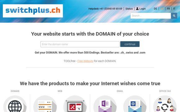 Switchplus.ch