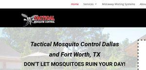 TacticalMosquitoControl