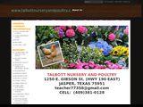 Talbottnurseryandpoultry.com