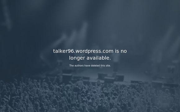 Talker96.wordpress.com