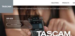 Tascam.com