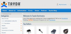 Tayda Electronics