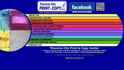 Traverse City Print Copy