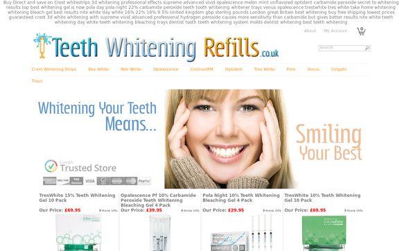TeethWhiteningRefills.co.uk