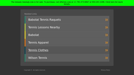 Tennisgt