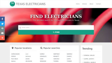 TexasElectricians.org
