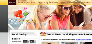 Textdating-Websites