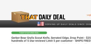 That Daily Deal