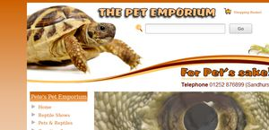 The-pet-emporium.co.uk