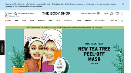 TheBodyShop.com.au