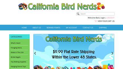 California Bird Nerds
