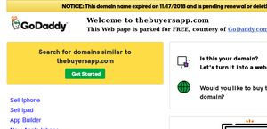 Thebuyersapp.com