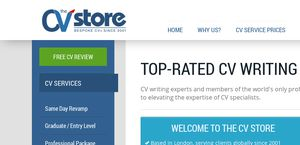 The CV Store