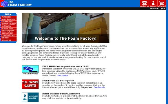 The Foam Factory