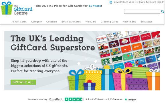 TheGiftCardCentre.co.uk