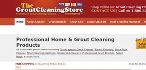 Thegroutcleaningstore.com
