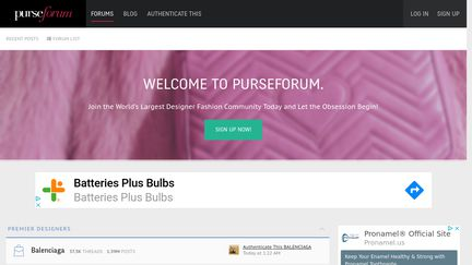 Thepurseforum.com