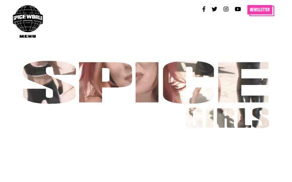 Thespicegirls.com