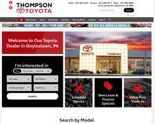 ThompsonToyota.net