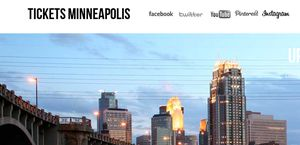 Minneapolis Ticket Broker, Minneapolis Concerts, Sports, Events And Theater Tickets