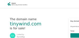 Tinywind