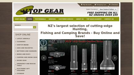 Top-Gear.co.nz
