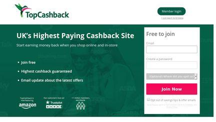 TopCashBack.co.uk