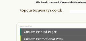 Topcustomessays.co.uk
