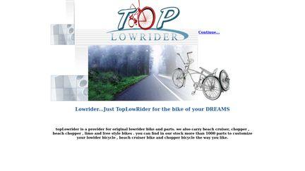 TopLowrider