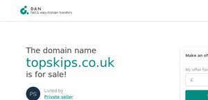 Topskips.co.uk