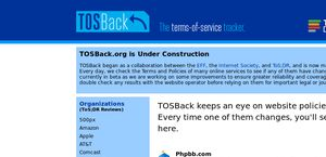 Tosback.org